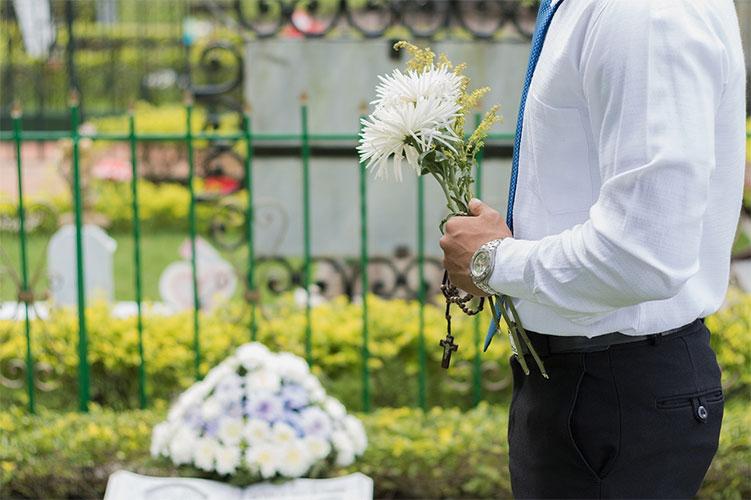 Bestattungsformen